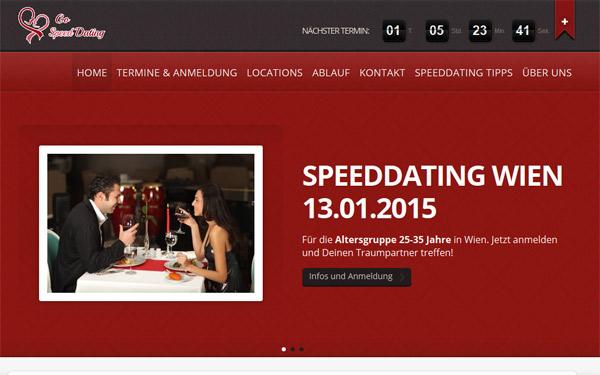 Speed dating Wien Termine Bravo dating din beste venn